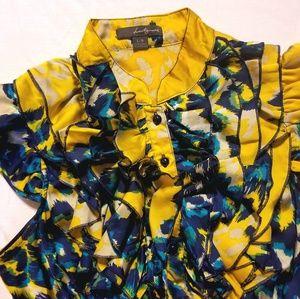 Forever21 Ruffled dress